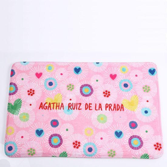 Alfombra-De-Baño-Agatha-Ruiz-De-La-Prada-Espuma